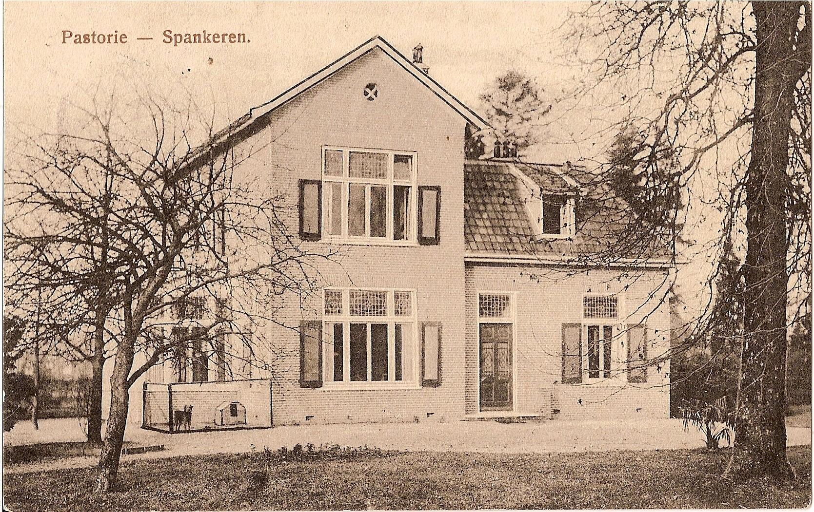 Pastorie 1912-1973