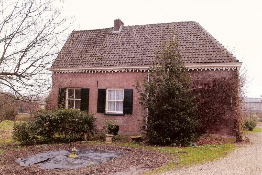 Het Koetshuis met woning