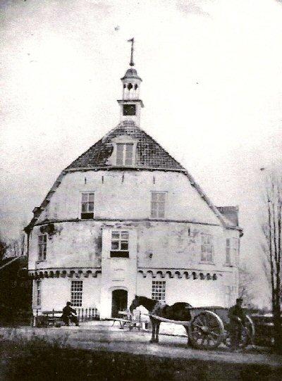 Voor de verbouwing van 1868