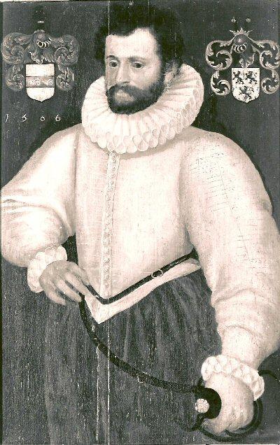 Herman van Deelen. 1598 Eigenaar Geldersche Toren