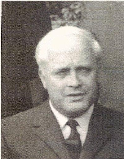 Joan Gerard Wurfbain, 1921 - 1979 Eigenaar Geldersche Toren