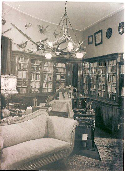 Interieur 1954