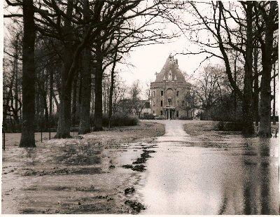 1957 Hoog water