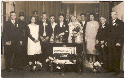 1932     EDY Ontspanningsvereniging