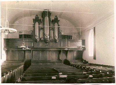 Interieur rond   1950
