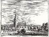 1743 Gravure van Jan de Beijer