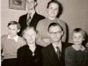 1946-1976  Ds. I.F.de Jong met gezin