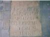 Ingang der grafkelder vanden Geldersen Toren 1803 in de kerk