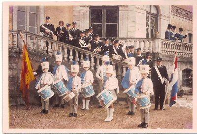 1969                                     Carnavalsoptocht  Chalon sur Saone in Frankrijk