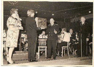 1972   Jan van Neck  25 jaar dirigent