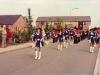 1976   Majoretten in nieuw uniform